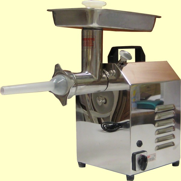 Stainless Steel Commercial Meat Grinders