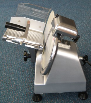 meat slicer - side view - right