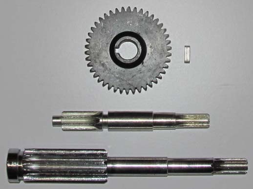 gear box for large Rovtex sausage fillers