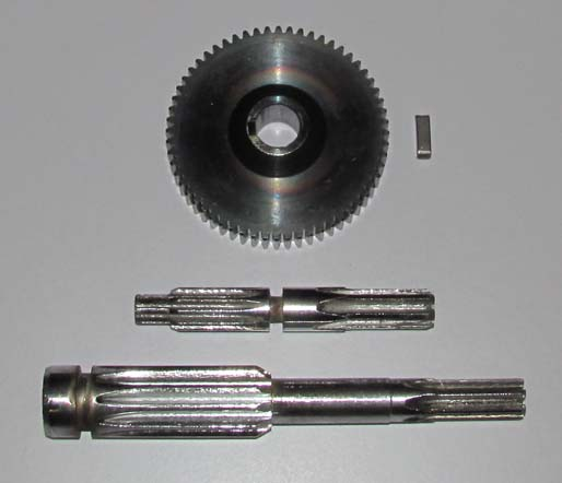 gear box for small Rovtex sausage fillers