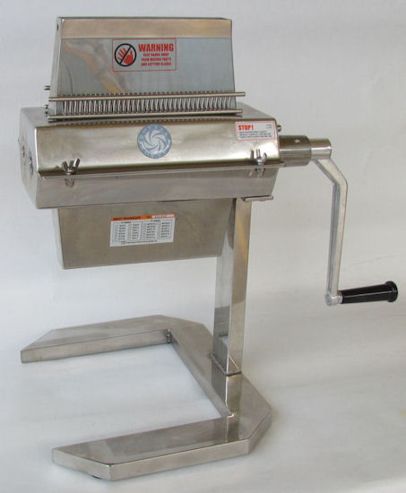 commercial tenderizer machine