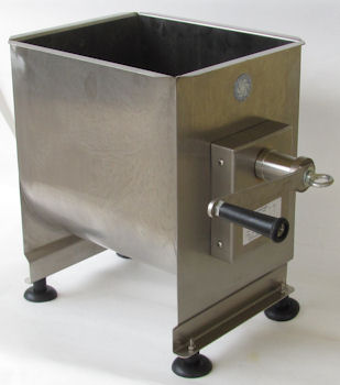 Commercial quality meat mixer