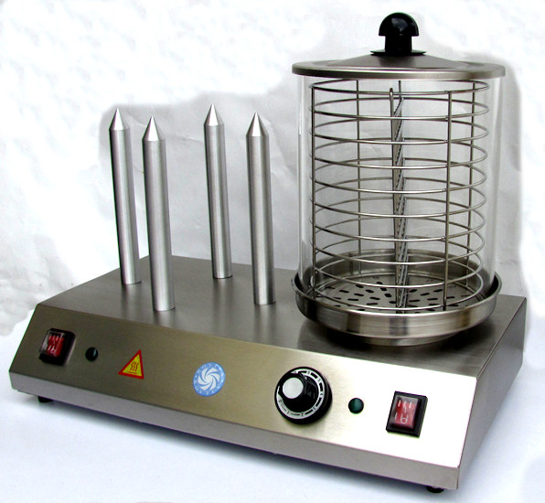 hot dog bun warmer machine from rovtex ebay. Black Bedroom Furniture Sets. Home Design Ideas