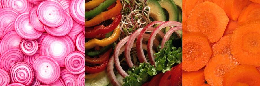 Vegetables Sliced With ROVTEX Vegetable Cutter HLC 300 Food Processor HLC300