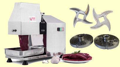 Meat tenderizer stir fry cutter machine